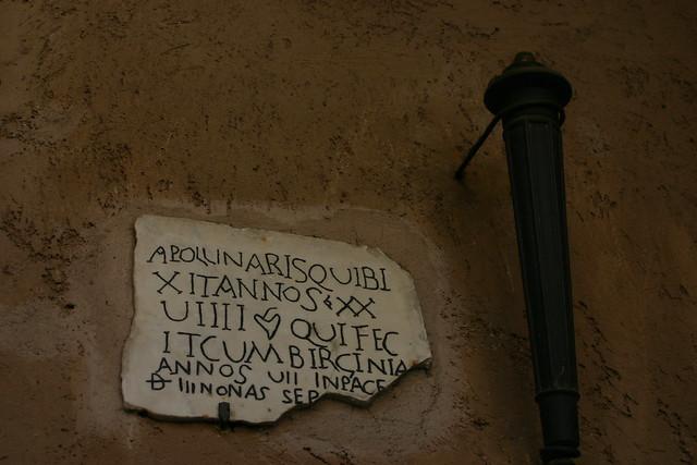 From Vulgar Latin 12