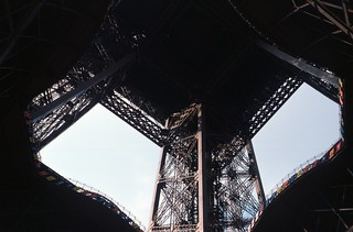Tall structure in Paris