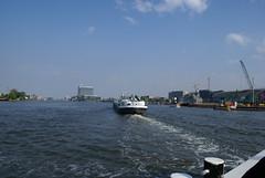 De kade van Amsterdam