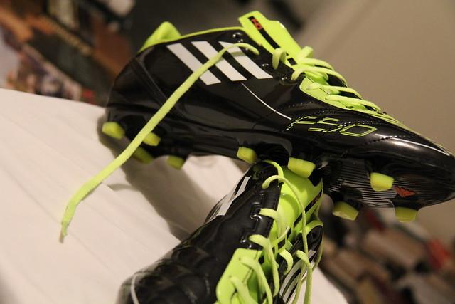 Adidas F Adizero Football Shoes