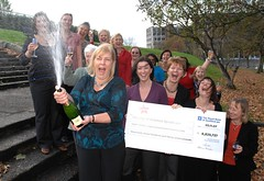 Lottery syndicate, Lotto Win Administered To Plymouth University Synd…