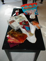 vintage stocking swap