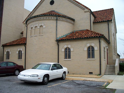 Holy Trinity Holy Cross Cathedral 307 19th St. Birmingham AL