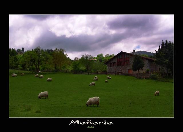 Mañaria (BIZKAIA)