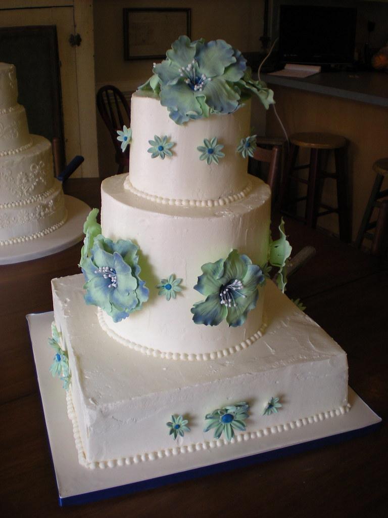 Paradox Pastry Wedding Cake