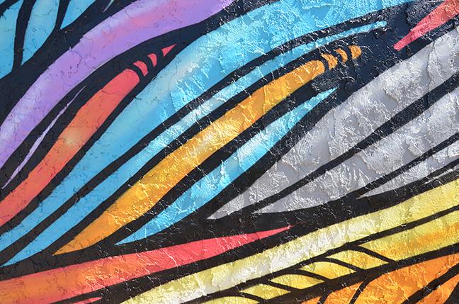 """Artists David """"shek"""" Vega"""