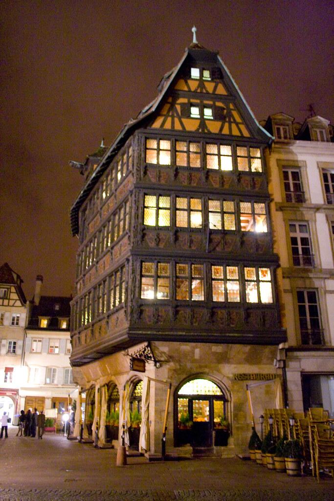 Cour Du Corbeau Hotel Strasbourg France