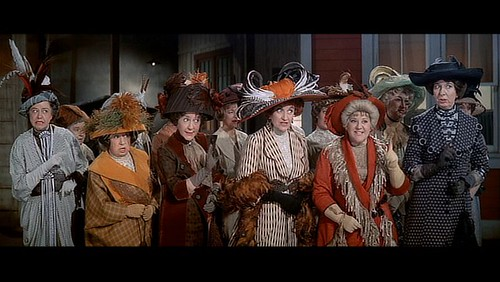 She was a freelance designer and two time Oscar winner. She designed these costumes for The Music Man.