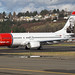 Norwegian Air Shuttle LN-NOB
