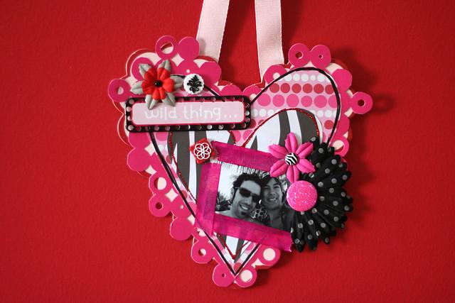 D coration de la st valentin flickr photo sharing for Deco de table saint valentin
