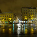 krakow Square 360 Degree Night Panorama