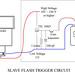 Slave Flash Trigger Circuit, Schematic by mcveja