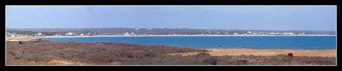 ocean panorama water island coast massachusetts east westport gooseberry gooseberryisland