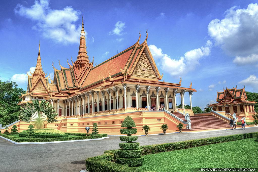 Gran Palacio Phnom Penh