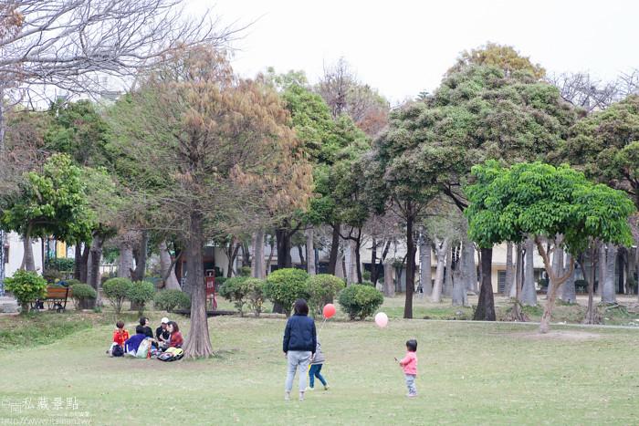 台南私藏景點--春耕巴克禮公園 (31)
