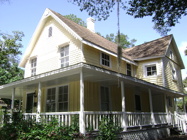 LeRue House - Longwood, Florida - c. 1885