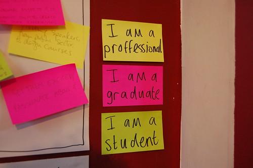 Professional / Graduate /Designer