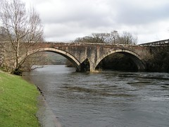 River Derwent, Ouse Bridge