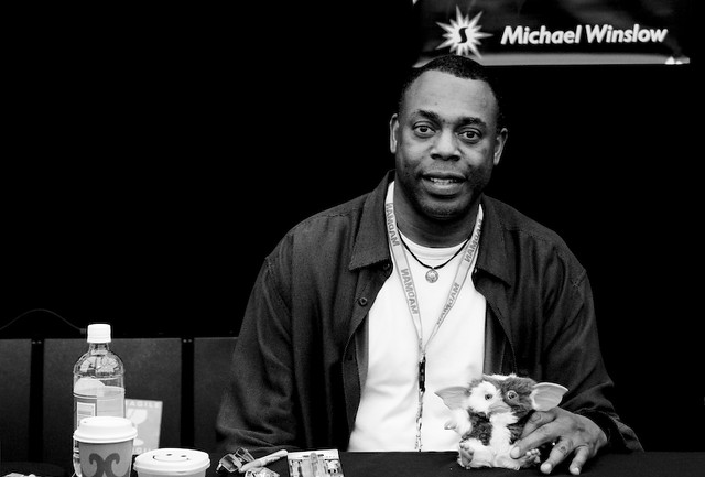 Michael Winslow - Wallpaper Colection