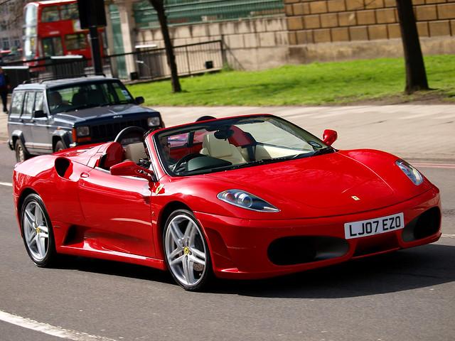 Ferrari F430 Spyder | Flickr - Photo Sharing!