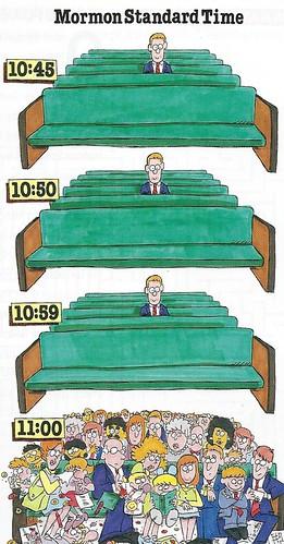 Mormon Standard Time