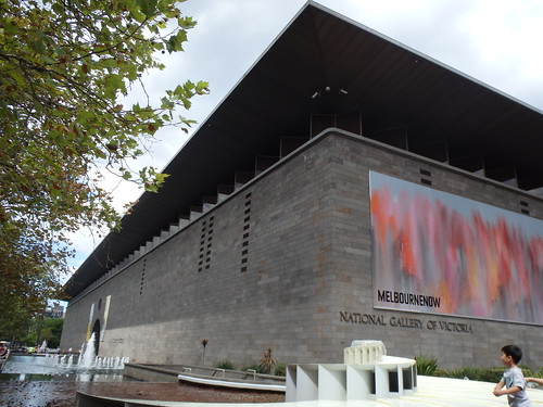 National Gallery of Victoria, Melbourne