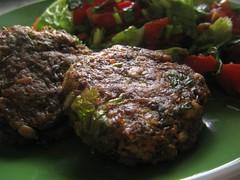 vegetable, salisbury steak, frikadeller, food, dish, meatloaf, cuisine, falafel,