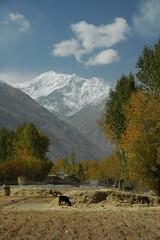 Afghan Border, Tajikistan Wakhan Valley