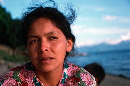 Maria Irma Ixcoy Santay