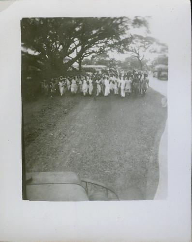Native parade