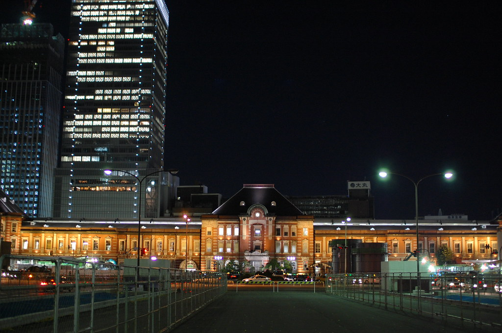 2007/12/14 東京駅 Tokyo Station