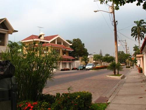 Guayaquil: Calle del Barrio del Centenario