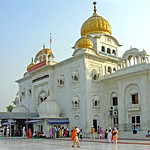 India-0436 - Gurudwara Bangla Sahib