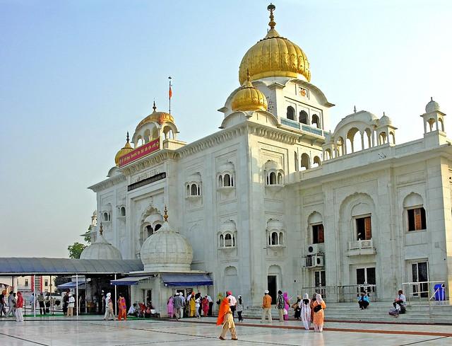 India-0436 - Gurudwara Bangla Sahib