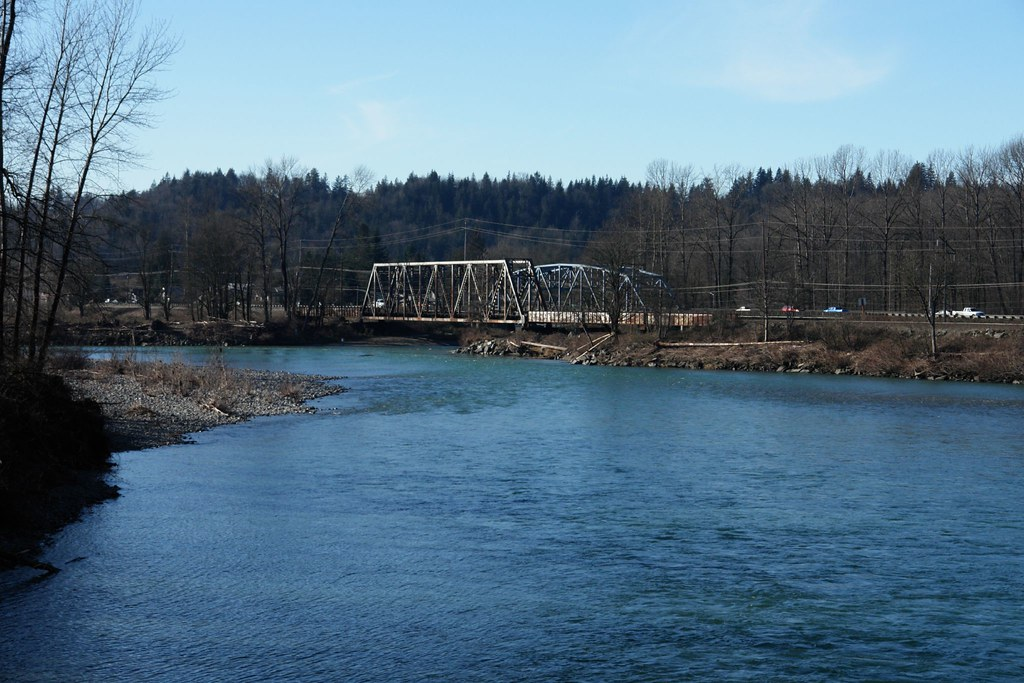 Sultan River Bridge Washington Tripcarta