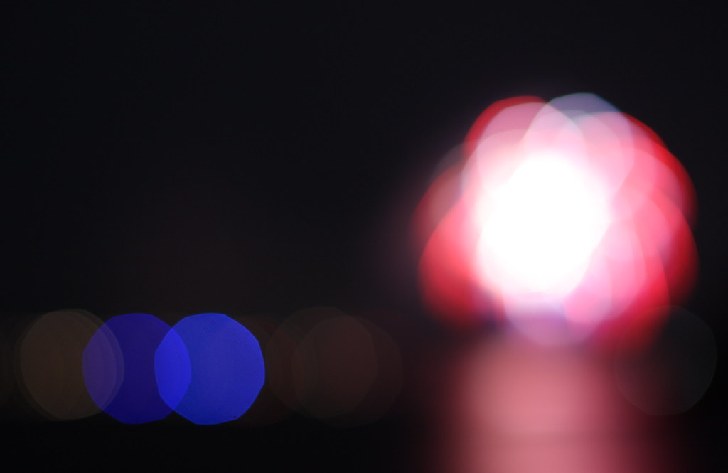 I'm bokeh, you're bokeh, pure bokeh, okay? (Fireworkskeh and Boatlightkeh for HBWE!)