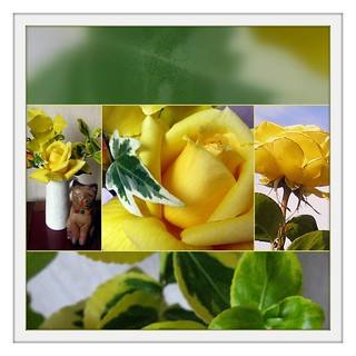 Mosaic Monday - Yellow in May