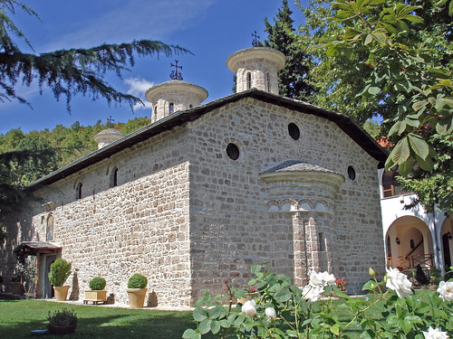 Monastery of Timios Prodromos (St. John the Baptist)