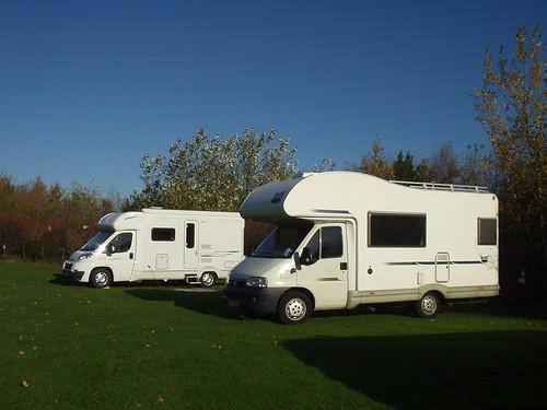 White Water Caravan Club Park