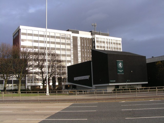 Salford University Frederick Road Campus (Allerton Building)