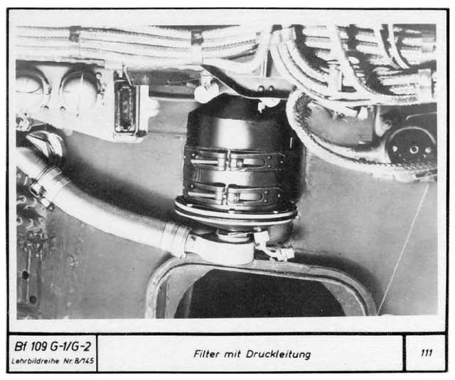 Bf 109 G 1 TECHNICAL DATA (3) | GLORY  The largest archive of german