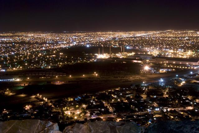 Torreón, desde el cerro de las noas 4