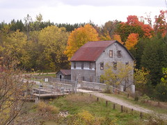 Bell Grist Mill, Utopia, Simcoe County, Ontario PA160072