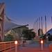 Dawn @ the Convention Center by crashmattb