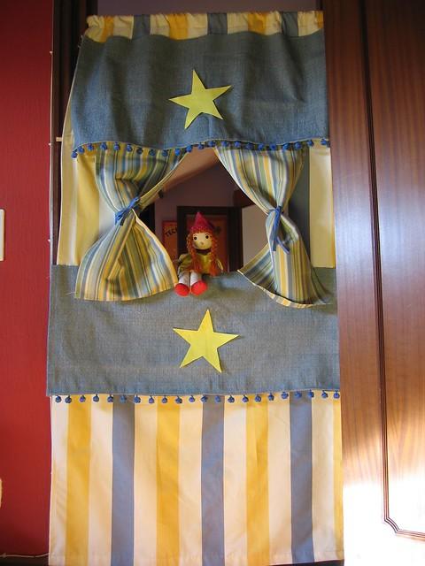 Teatro de marionetas flickr photo sharing - Teatro marionetas ikea ...