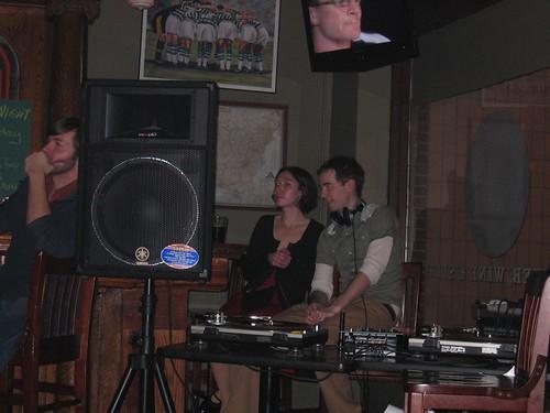 wxdu zombie dance party