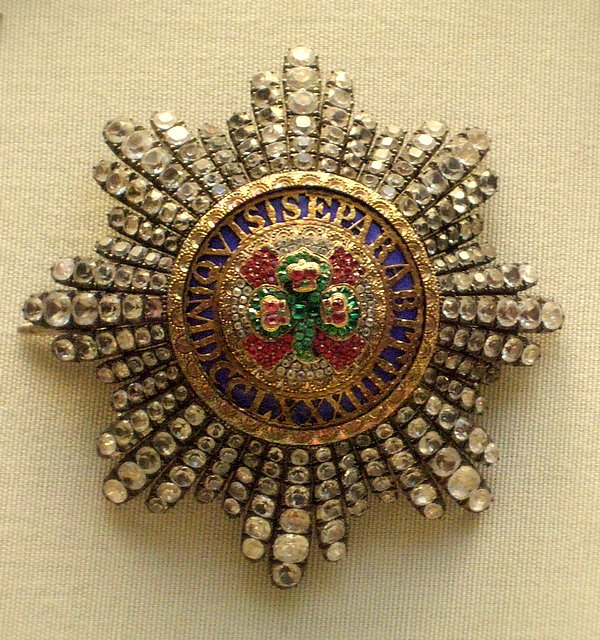 Star of the Order of St. Patrick