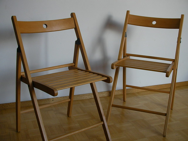 Unique Folding Chairs Ikea Decorate Furniture With Wicker Dining