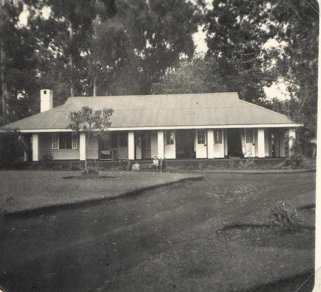 Kakamega house 1964