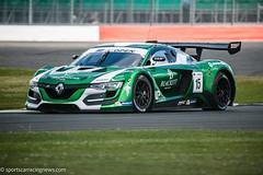 Renault RS01 GT3 International GT Open Silverstone 2016 Sportscar Racing News